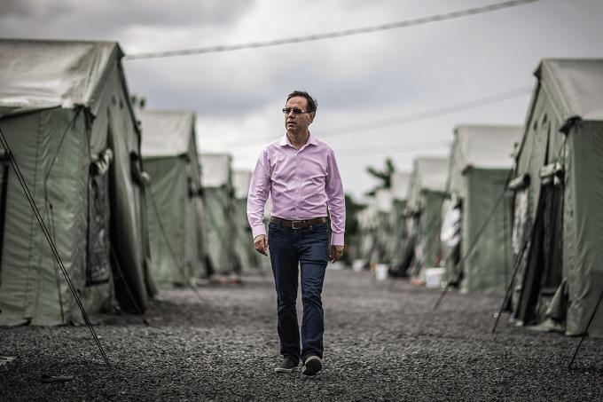Carlos Wizard Martins: o bilionário que abraçou a causa dos refugiados